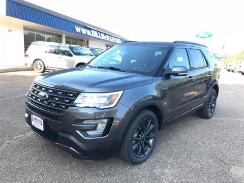 2017 Ford Explorer for sale in Jacksonville TX