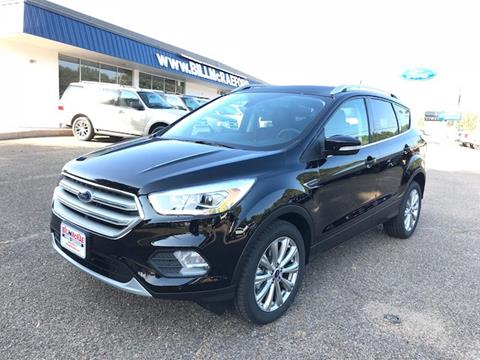 2018 Ford Escape for sale in Jacksonville, TX