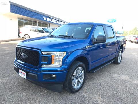 2018 Ford F-150 for sale in Jacksonville TX