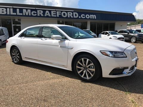 2019 Lincoln Continental for sale in Jacksonville, TX