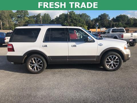 2015 Ford Expedition for sale in Jacksonville, TX