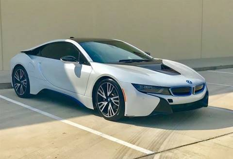 2014 BMW i8 for sale in Houston TX