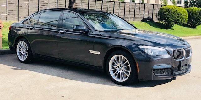 BMW Series ALPINA B SWB XDrive In Houston TX Texastar - Bmw 7 series alpina for sale