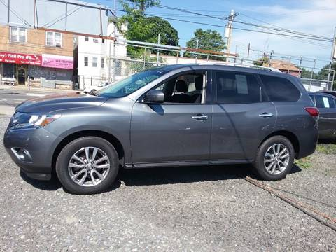 2016 Nissan Pathfinder for sale in Bronx NY