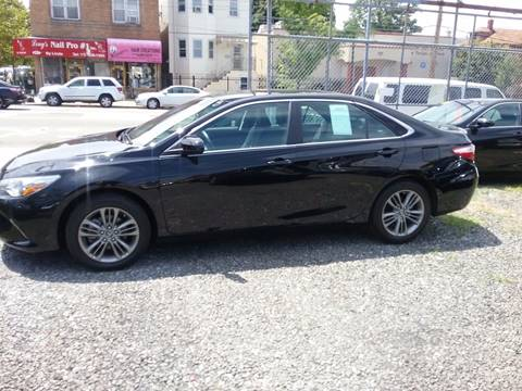 2016 Toyota Camry for sale in Bronx NY