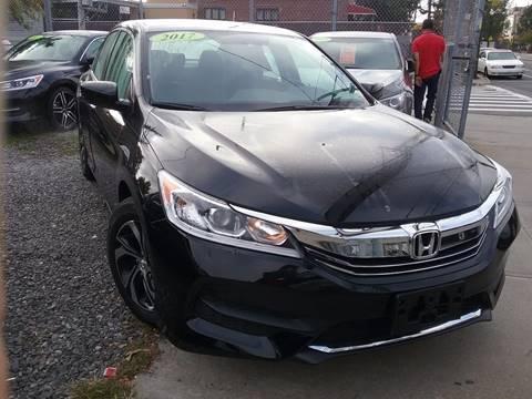 2017 Honda Accord for sale in Bronx, NY