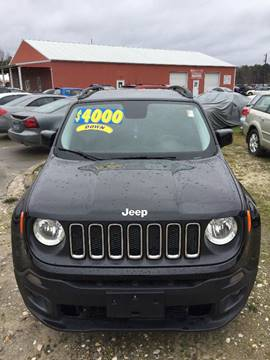 2015 Jeep Renegade for sale in Sumter, SC