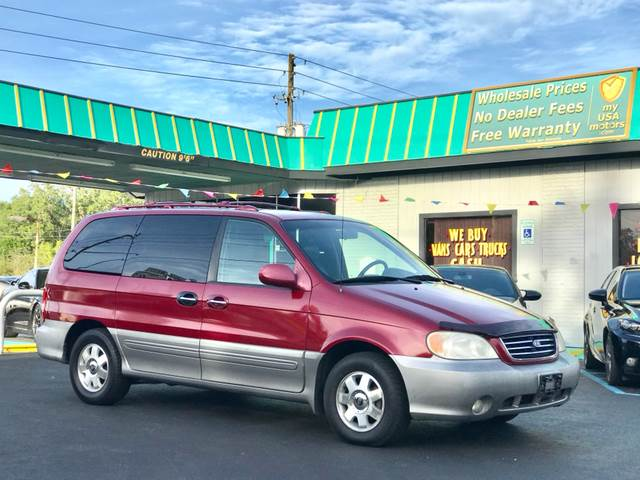 Amazing 2003 Kia Sedona For Sale At My USA Motors In Brooksville FL