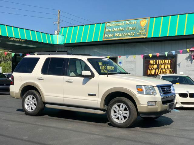 Ford Explorer For Sale At My Usa Motors In Brooksville Fl