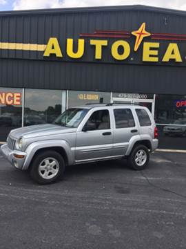 2002 Jeep Liberty for sale in Springdale, AR