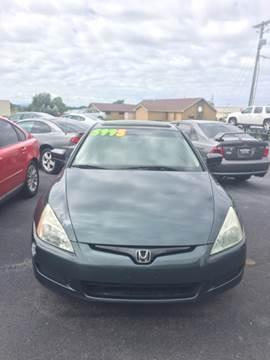 2004 Honda Accord for sale in Springdale, AR