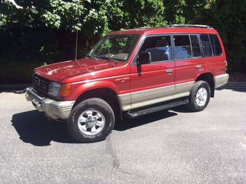 1996 Mitsubishi Montero for sale in Boise, ID