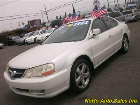 2002 Acura TL for sale in North Hollywood, CA