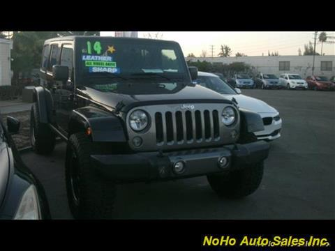 2014 Jeep Wrangler For Sale  Carsforsalecom