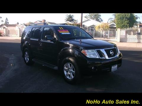 2011 Nissan Pathfinder for sale in North Hollywood, CA