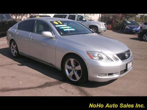 2007 Lexus GS 350 for sale in North Hollywood, CA