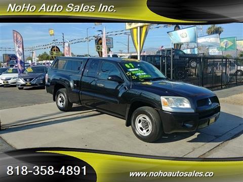 Mitsubishi Raider For Sale In California Carsforsale