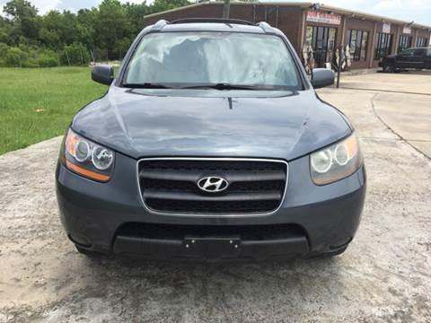 2007 Hyundai Santa Fe for sale in Rosharon, TX