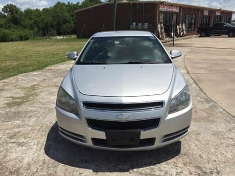 2011 Chevrolet Malibu for sale in Rosharon, TX