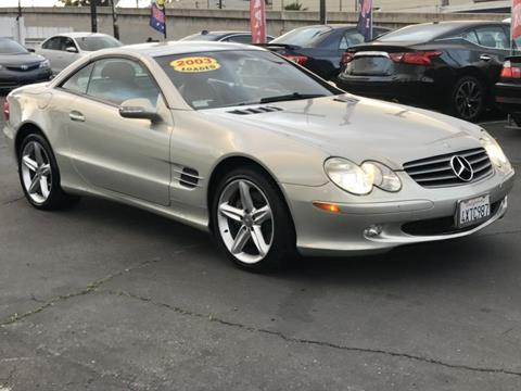 2003 Mercedes-Benz SL-Class for sale in El Cajon, CA