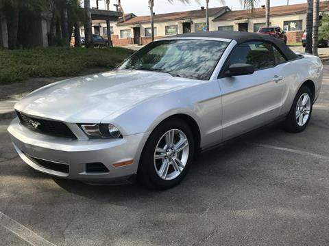 2010 Ford Mustang for sale in El Cajon, CA