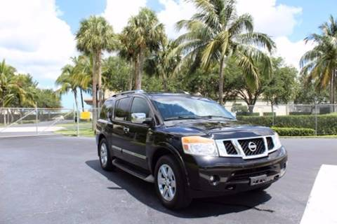 2011 Nissan Armada for sale in Naples FL