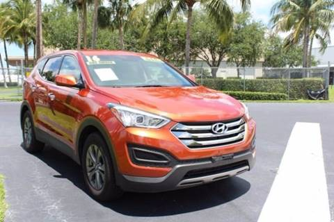2016 Hyundai Santa Fe Sport for sale in Naples FL