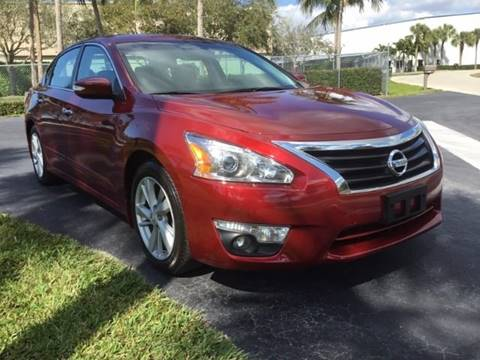 2014 Nissan Altima for sale in Naples, FL
