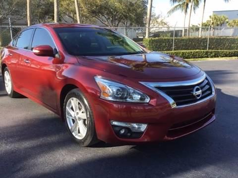 2013 Nissan Altima for sale in Naples FL