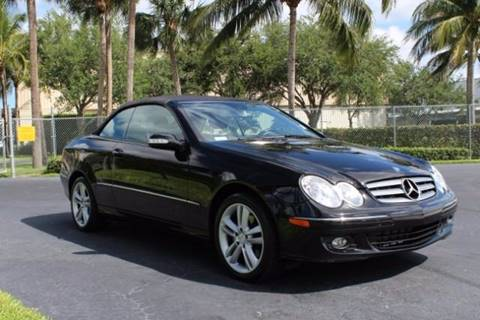 2008 Mercedes-Benz CLK for sale in Naples FL