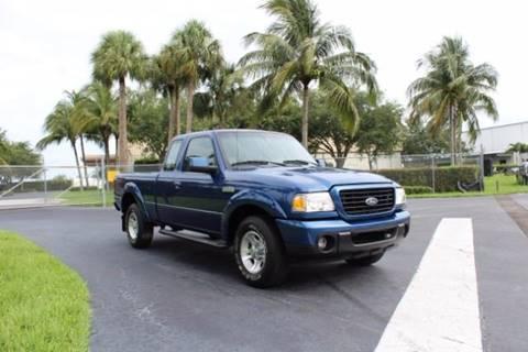 2009 Ford Ranger for sale in Naples FL