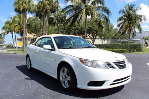 2010 Saab 9-3 for sale in Naples FL
