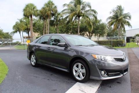 2014 Toyota Camry for sale in Naples FL