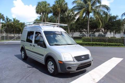2013 Ford Transit Connect for sale in Naples FL