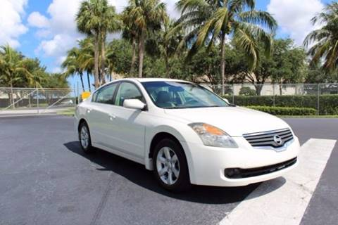 2007 Nissan Altima for sale in Naples, FL