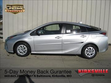 2017 Toyota Prius for sale in Kirksville, MO