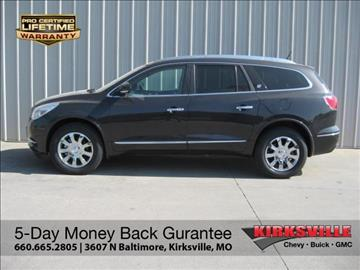 2017 Buick Enclave for sale in Kirksville, MO