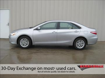 2016 Toyota Camry for sale in Kirksville, MO