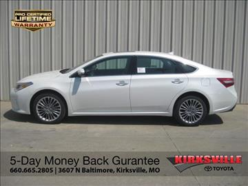 2017 Toyota Avalon for sale in Kirksville, MO