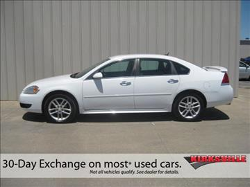 2012 Chevrolet Impala for sale in Kirksville, MO