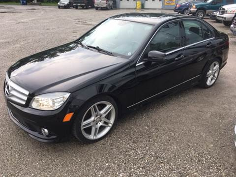 2010 Mercedes-Benz C-Class for sale in New Haven, IN