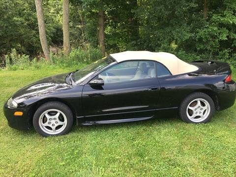1999 mitsubishi eclipse spyder for sale in new haven in
