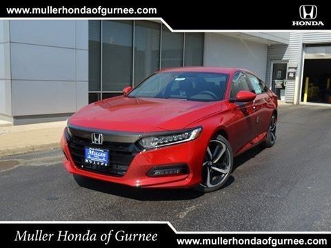 2018 Honda Accord for sale in Gurnee, IL