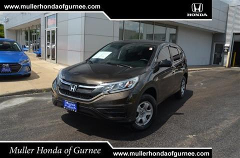2015 Honda CR-V for sale in Gurnee, IL