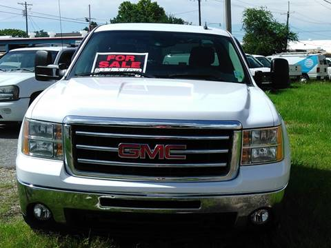 2012 GMC Sierra 1500 for sale in Jefferson LA