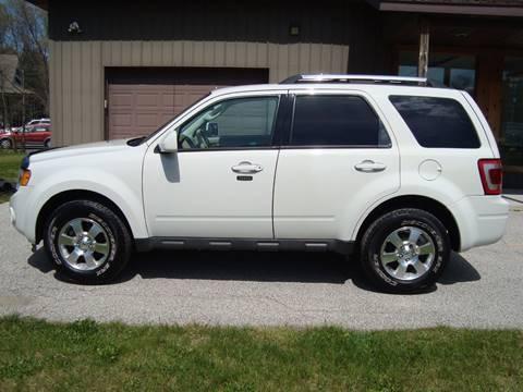 2012 Ford Escape for sale in Muskegon, MI