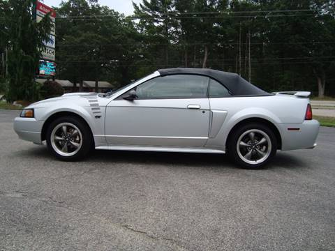 2003 Ford Mustang for sale in Muskegon, MI
