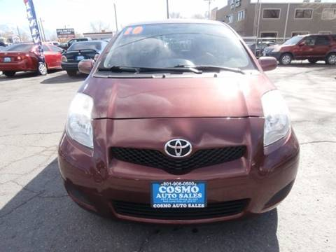 2010 Toyota Yaris for sale in Salt Lake City, UT