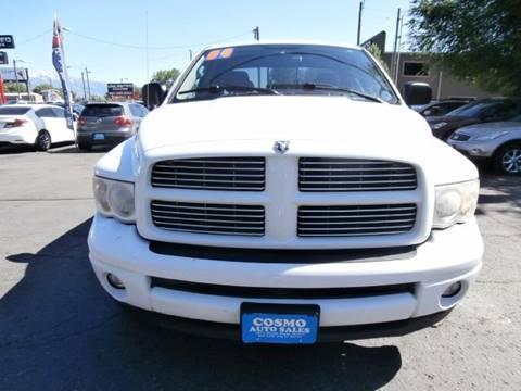 2004 Dodge Ram Pickup 1500 for sale in Salt Lake City, UT