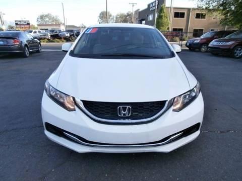 2013 Honda Civic for sale in Salt Lake City, UT